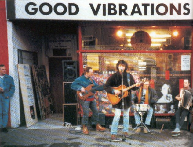 Good Vibrations (record label)
