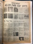 Sounds Albums of 75