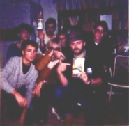 John Peel Berlin visit 03 Dec, 1983