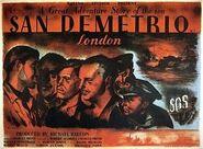 San Demetrio London poster