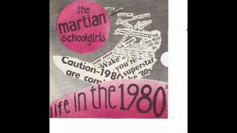 Martian Schoolgirls