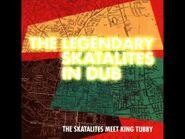 The Legendary Skatalites In Dub -Meet King Tubby-.