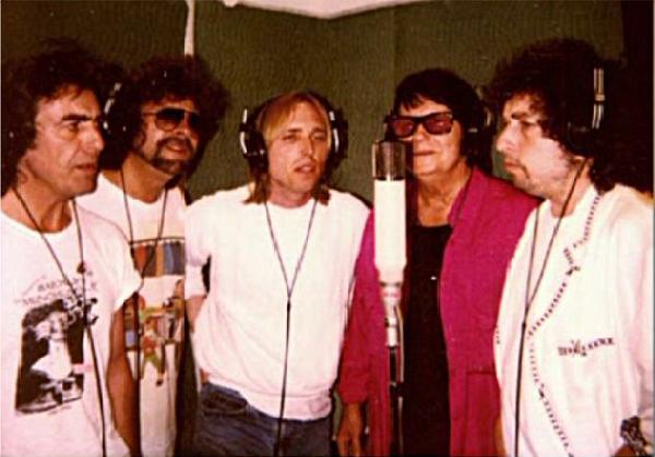 Traveling Wilburys John Peel Wiki Fandom