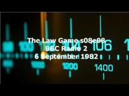 The Law Game s08e08