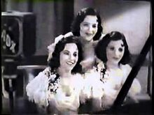 The_Boswell_Sisters_-_Crazy_People_1932