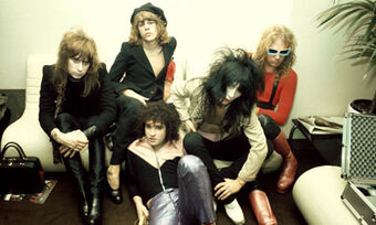 New York Dolls John Peel Wiki Fandom