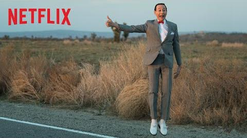 Pee-wee's Big Holiday - Official Trailer - Netflix HD