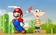 Mario e Phineas