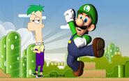Luigi e Ferb