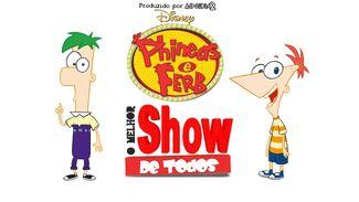 Clique aqui para ver mais imagens de Phineas e Ferb: O Melhor Show de Todos.