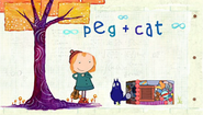 Peg+Cat Intertitle