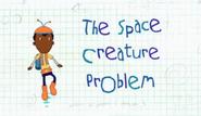 Thespacecreatureproblem