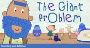 GiantProblem title