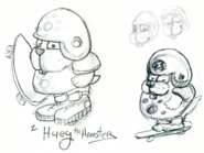 Jimmy hamster concept