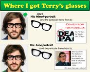RLBFB Terrys glasögon