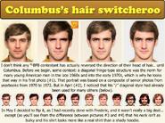 RLBFB Columbus hårbytet
