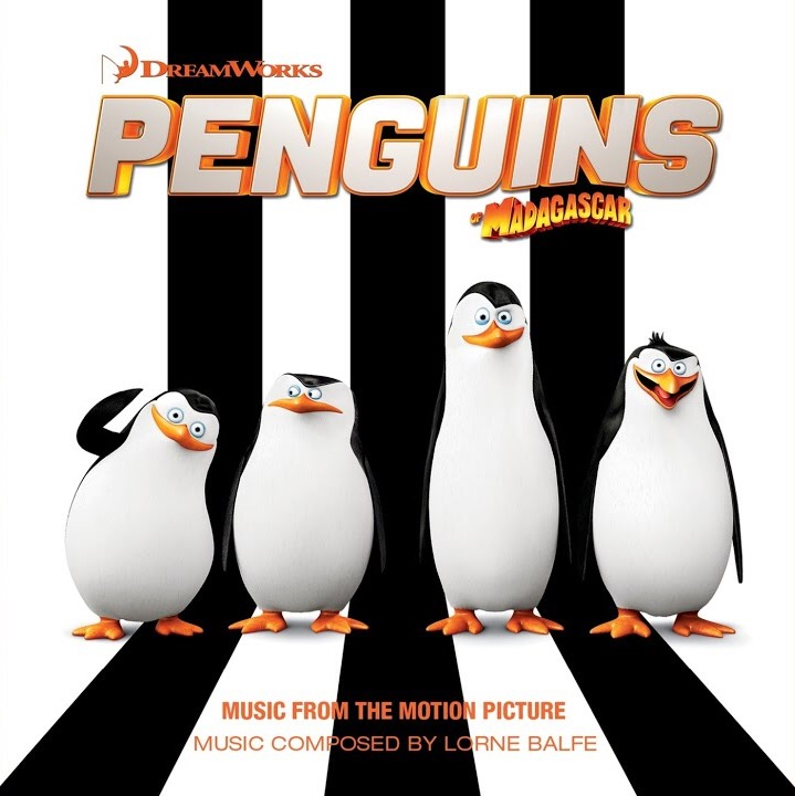 Penguins of Madagascar: Music From The Motion Picture