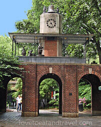 The Real Central Park Zoo Tower Madagascar Wiki Fandom