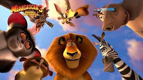 Best Of King Julien & Mort from Madagascar - THAT SCENE