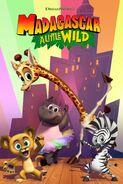 New Madagascar A Little Wild poster
