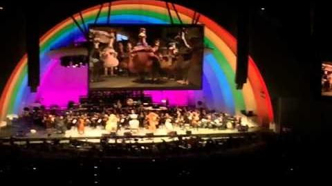 2014-07-18 Hollywood Bowl Dreamwork animation 20 years anniversary concert! ending-I like to move it-0