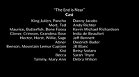 The End is Near voice cast.png