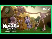 Madagascar- A Little Wild (Official Trailer) • A Hulu Original