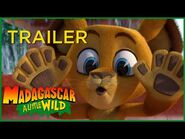 Madagascar A Little Wild - Trailer - Dreamworks