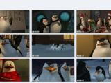 The Madagascar Penguins in a Christmas Caper/Photos