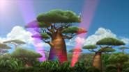 Boabab Tree in All Hail King Julien