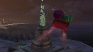 Merry Madagascar Lady Liberty 2