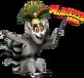 King Julien MADA Wiki Sign