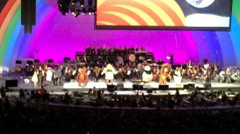 I Like To Move It at Dreamworks Animation in Concert