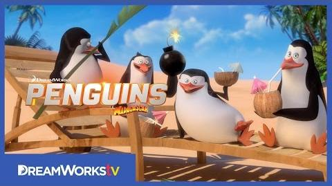Mission Cuba PENGUINS OF MADAGASCAR