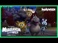 Madagascar- A Little Wild - A Fang-tastic Halloween - Trailer (Official) • A Hulu Original
