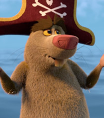 Captain Ethan