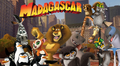 Madagascar Poster New York