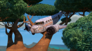Plane in All Hail King Julien