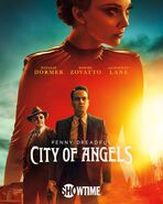 Penny Dreadful City of Angels Official Poster