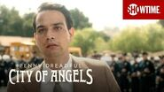 BTS Sharing the Mexican-American Experience Penny Dreadful City of Angels SHOWTIME