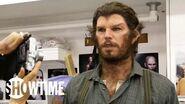 Penny Dreadful Production Blog Josh Hartnett to Werewolf Prosthetics Season 2