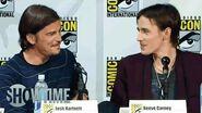 Comic-Con 2014 Penny Dreadful Panel Ethan And Dorian's Love Scene