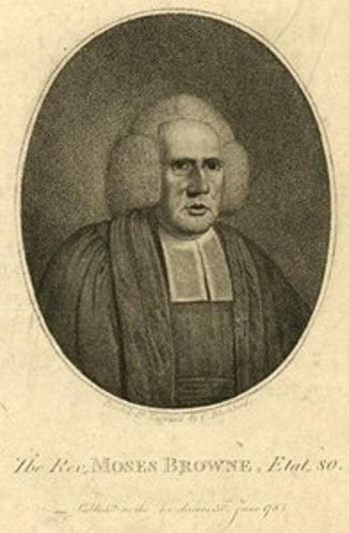 Moses Browne