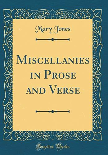 Mary Jones (poet)