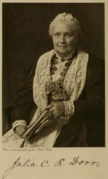 Julia C.R. Dorr