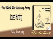 Louse Hunting Isaac Rosenberg audiobook