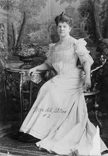 Augusta E. Stetson