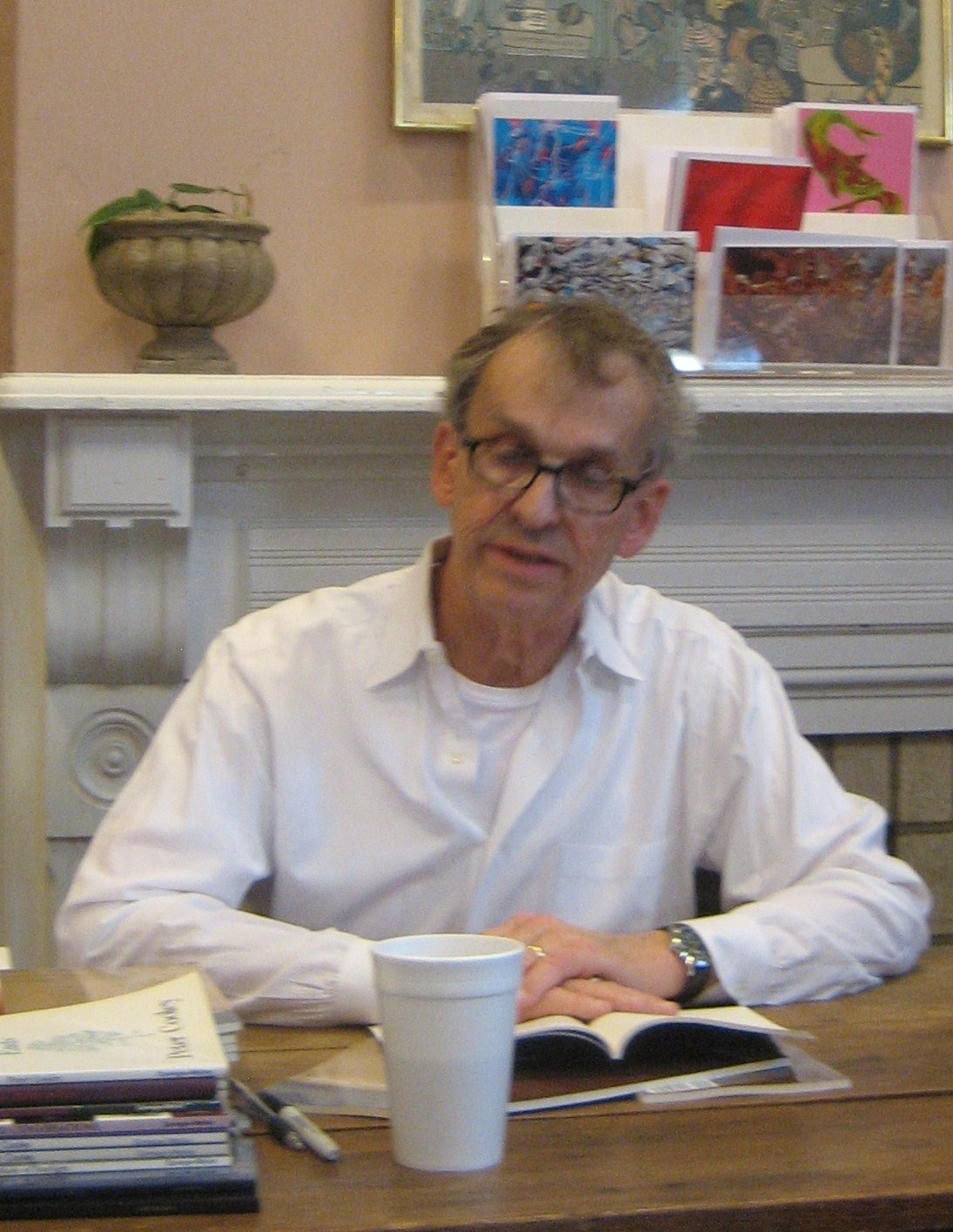 Peter Cooley