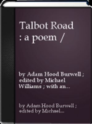 Adam Hood Burwell