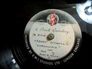 Cornucopia - Osbert Sitwell - Poetry Recitation - Derek G Moore - Private record